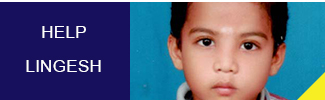 Help Lingesh who is suffering from Right Tibial Hemimelia.