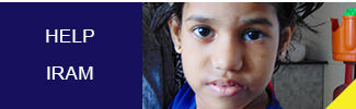 Help 5-year-old Iram who lost her hearing capability due to the congenital bilateral.
