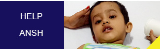 Help Ansh who is suffering from Brain Tumor