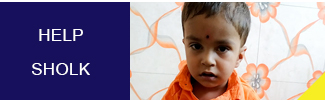 2-year-old Shlok is battling with Tetralogy of Fallot