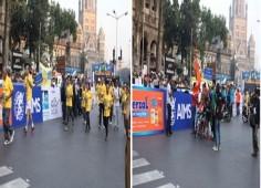 Standred Chartered Mumbai Marathon on 18th January 2015