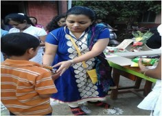 Child Help Foundation celebrated Republic Day