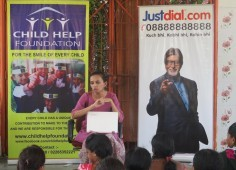 Womens Day celebration with Just Dail and CHF branches all over India